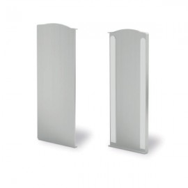 ON LEVEL 6031 RIGHT ENDCAP - FOR USE WITH SNAP FRAME