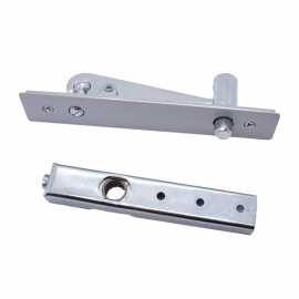 Adjustable Top Pivot Door Rail  Kit With 12.5mm Pin