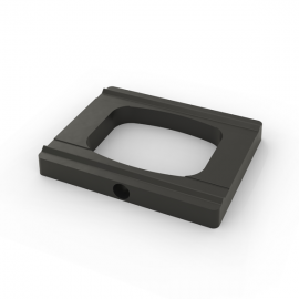 Crystal View Surface Mounted Drainage Block