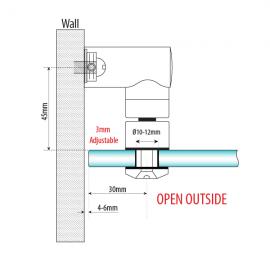 Magnetic Catch & Door Stop