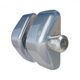 Glass 2 Glass Gate Magnetic Latch - 8-10mm Glass