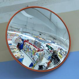 Indoor Convex Mirror 450mm Acrylic