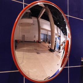 Indoor Convex Mirror 600mm Acrylic