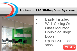 Portavant 120 Sliding Door Systems