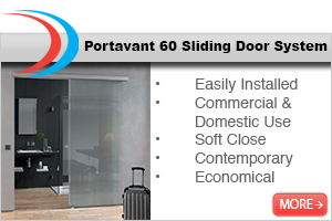 Portavant 60 Sliding Door Systems