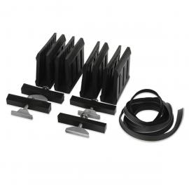 Mega Grip Clamp Kit For 25.5mm Glass