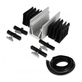 Mega Grip Complete Kit For 25.5mm Glass