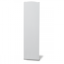 On Level 3031 Right Endcap - For Use With Cover Strip