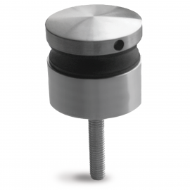 50mm Point Fixture With 30mm Standoff 316SSS (Certified)