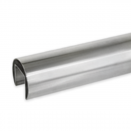 Slotted tube 48.3mm x 27mm x 30mm x 1.5 mm