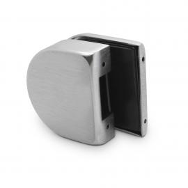 Lever Lock Strike Box - Satin Stainless