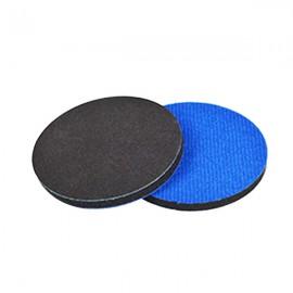 100mm Diameter Blue Coarse Pad
