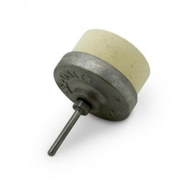 76mm Diameter Complete Polishing Bob Assembly