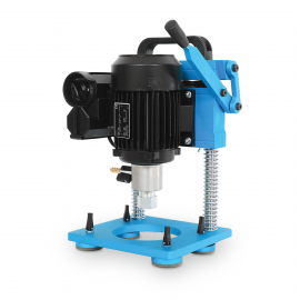 Portable Glass Drill With Suction Cups
