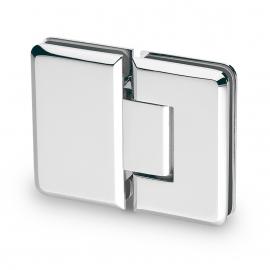 180 Degree - Glass to Glass Shower Hinge - Polished Chrome