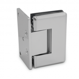 Shannon Range - Single Wing Wall To Glass Shower Hinge - PC