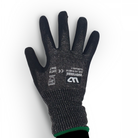 Cut Resistant Level 5 Gloves - Size 9 - Large