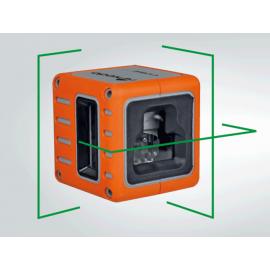 Nedo Cube Green Multi Line Laser