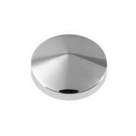 14mm Conical Coverheads Chrome Plated