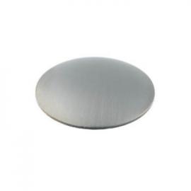 10mm - Mushroom Coverheads Satin Chrome