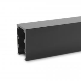 SG Office Medium Head Track - 35mm x 25mm - Black
