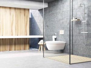 The ever-increasing trend for minimal frame shower enclosures