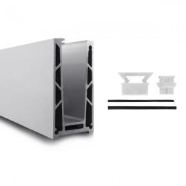 Eazi-Rail Top Mount Glass Balustrade Kit For 12mm Glass