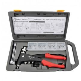 Karat HN23MPKP Hand Rivet Nut Tool in Case