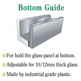 Bottom Guide - Plastic